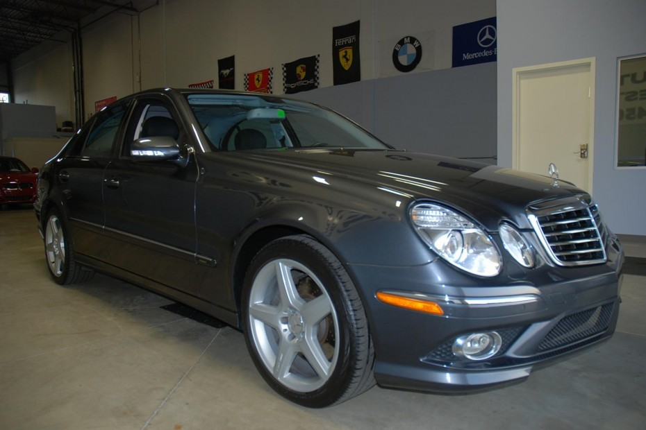 Used 2009 Mercedes Benz E350 4matic Saint John Nb