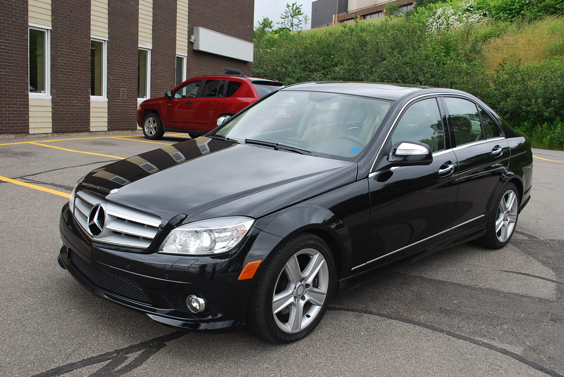 Used 2009 mercedes benz c300 4matic for sale in saint john nb for Mercedes benz 2009 c300