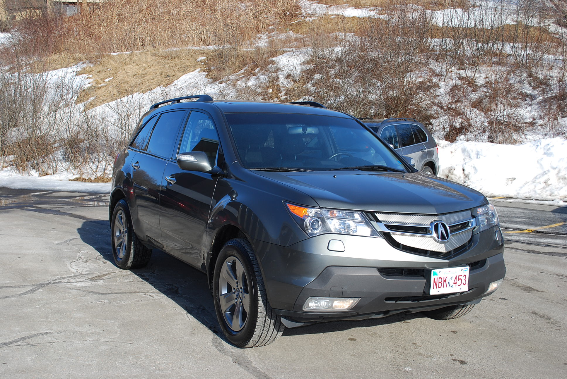 used 2007 acura mdx elite package technology package for. Black Bedroom Furniture Sets. Home Design Ideas