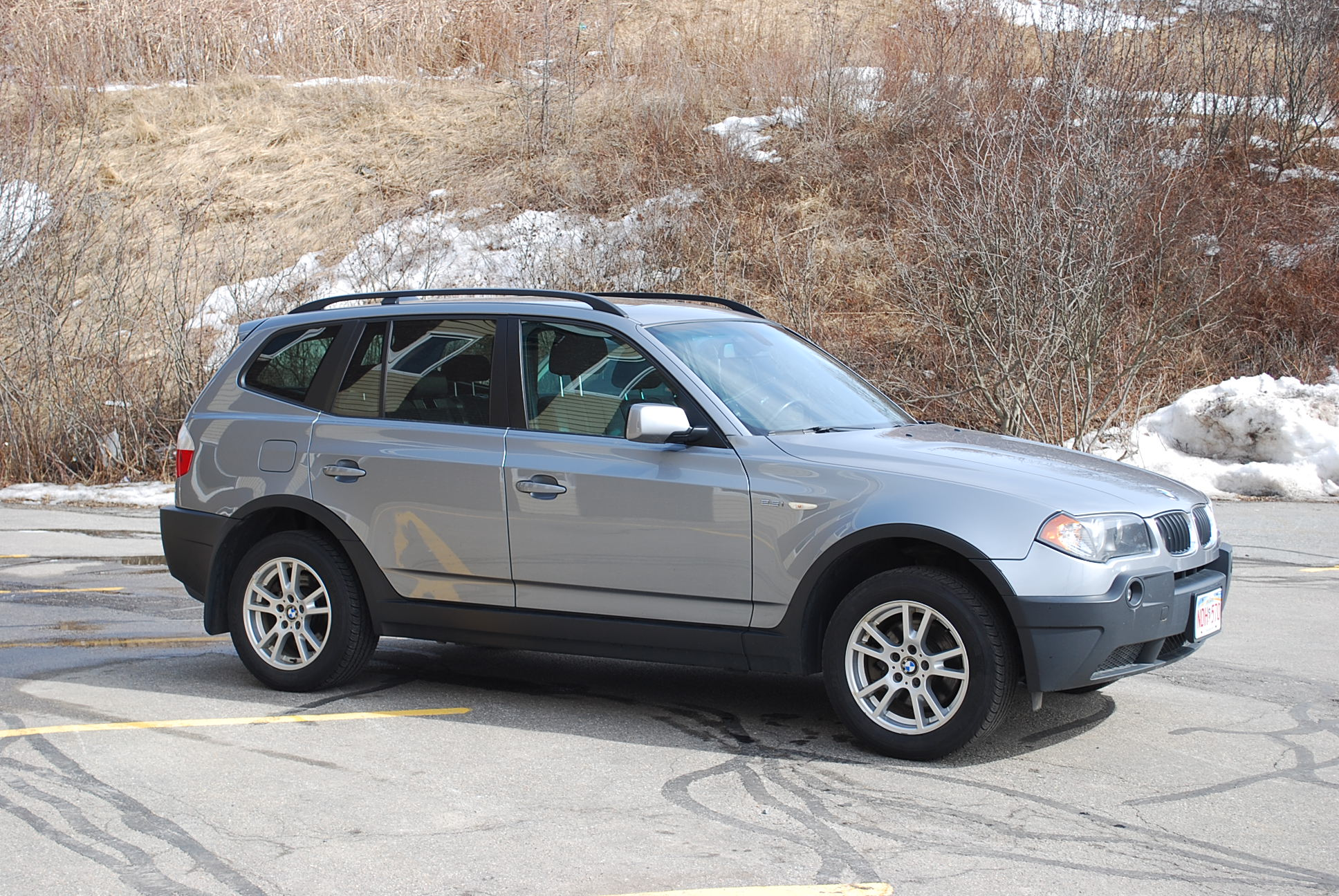 used 2005 bmw x3 2 5 manual saint john nb. Black Bedroom Furniture Sets. Home Design Ideas