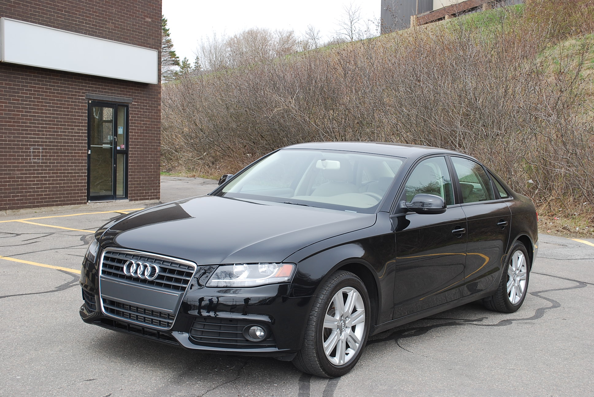 used 2010 audi a4 quattro 2 0t for sale in saint john nb. Black Bedroom Furniture Sets. Home Design Ideas