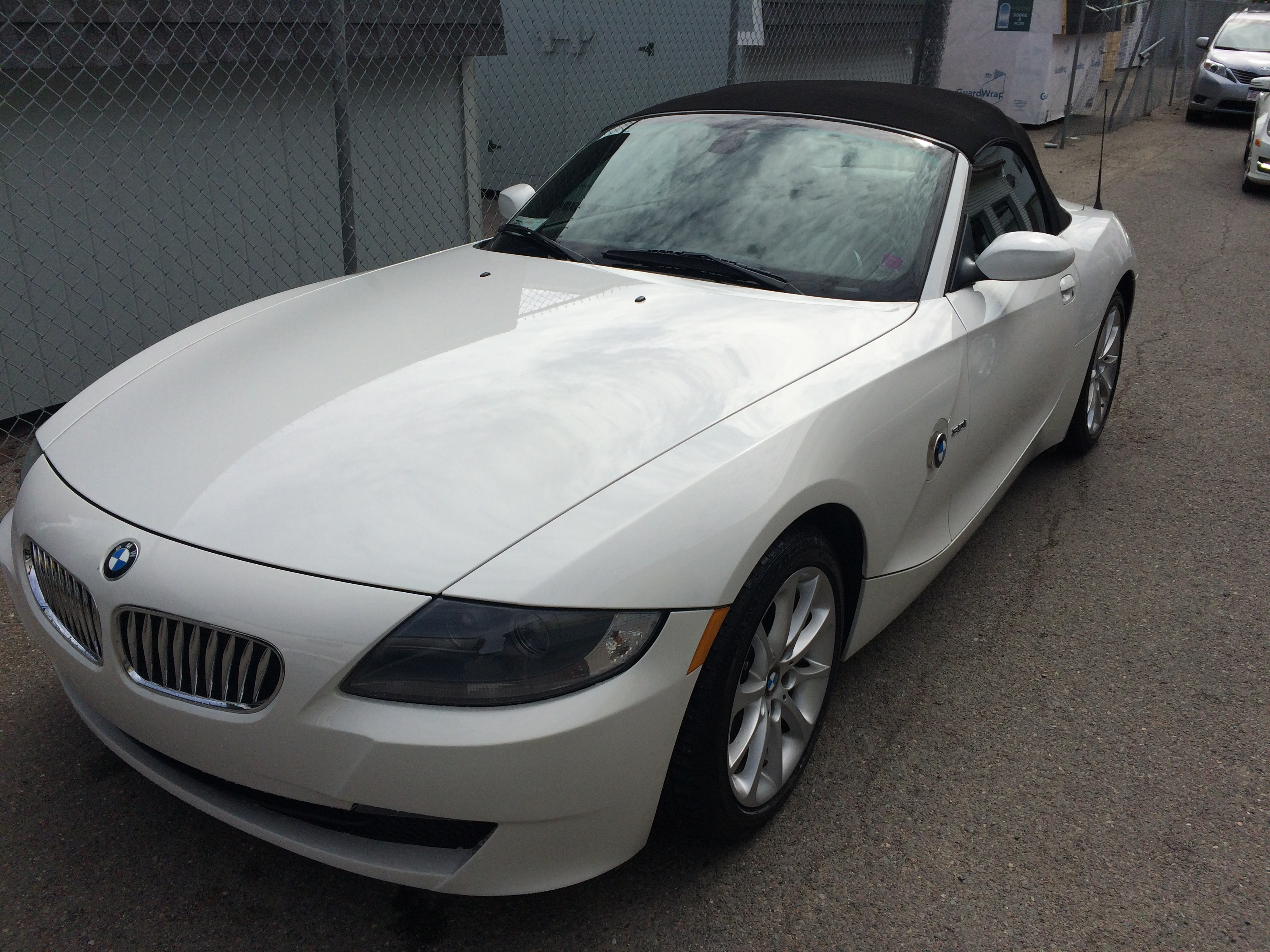 Used 2007 Bmw Z4 For Sale In Saint John Nb